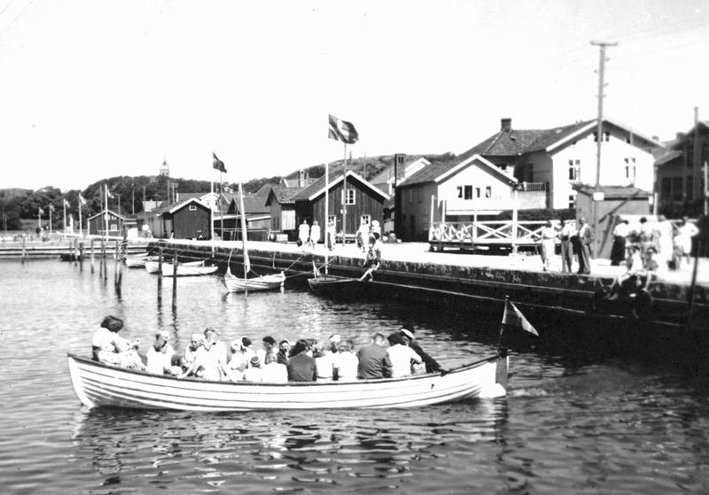S14KGG 001149 - Utflykt med båt till Ragnhildskär.