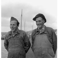 S14KGG 001105 - Gösta Elg och Pål Karlsson