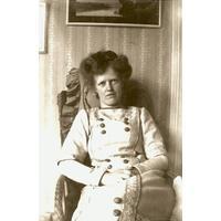 S14KGG 001117 - Maria Brudin, gästgiveriägare<br />